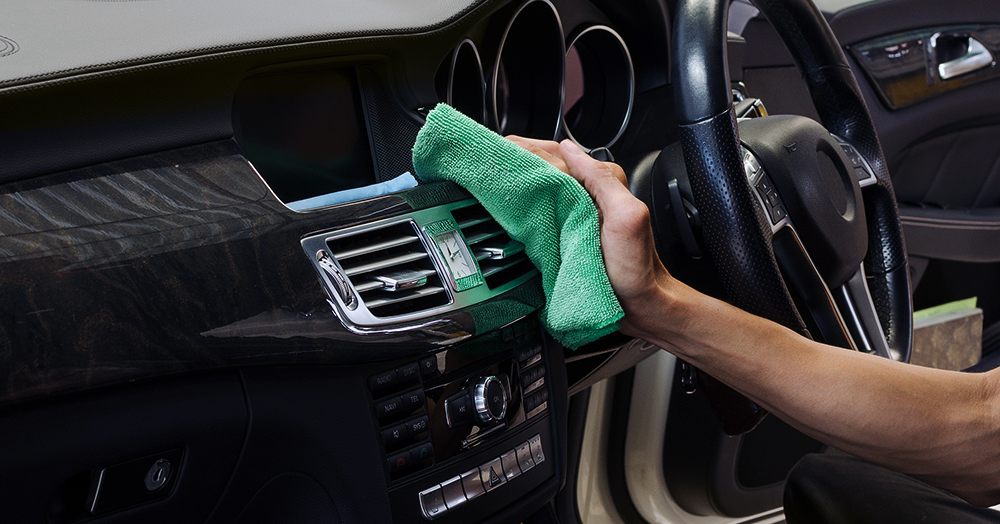 Car Interior Cleaning Near Me